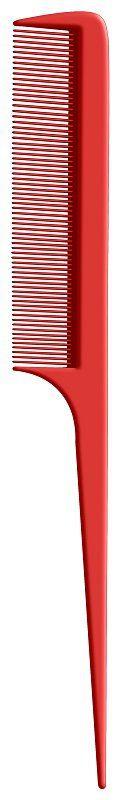Pente Profissional Stiling Suporta 180° Vermelho - Santa Clara
