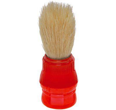 Pincel de Barba com Pelo Misto e Cabo Plástico