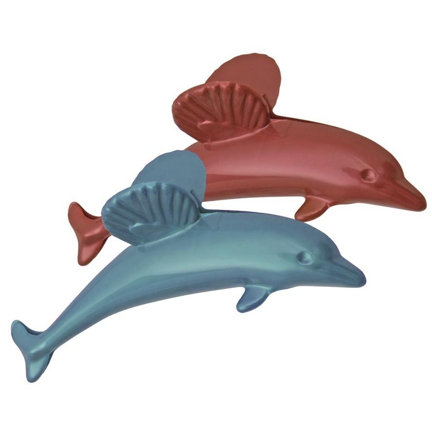 Piranha Para Cabelos Modelo Golfinho 01 Unidade - Santa Clara