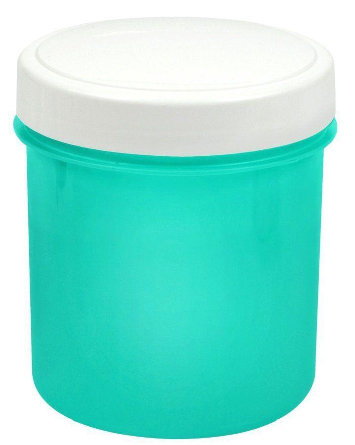 Porta Algodão Pequeno Verde Água - Santa Clara