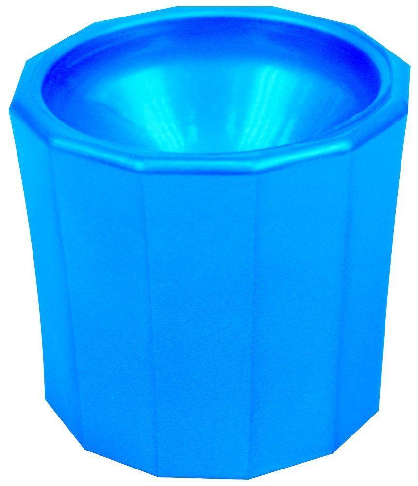 Pote Plástico Dappen Azul - Santa Clara