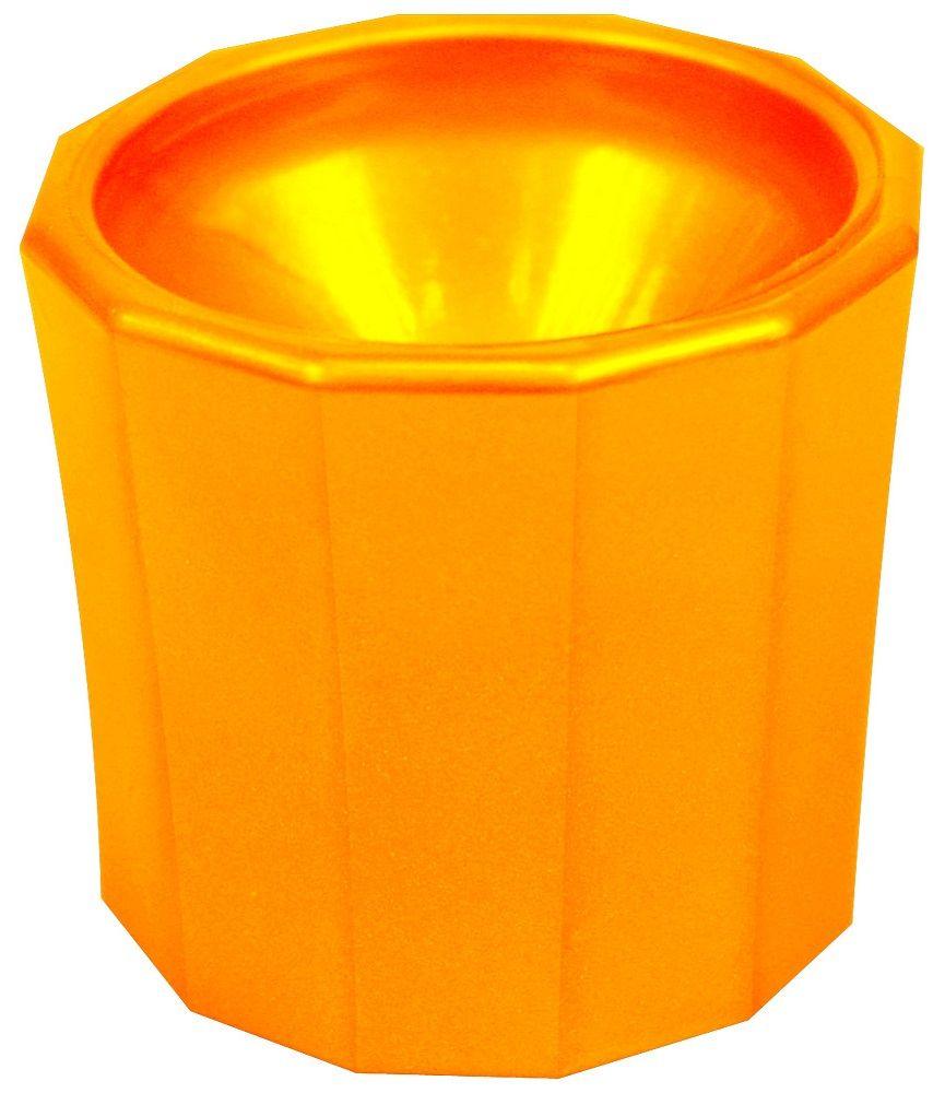 Pote Plástico Dappen Laranja - Santa Clara