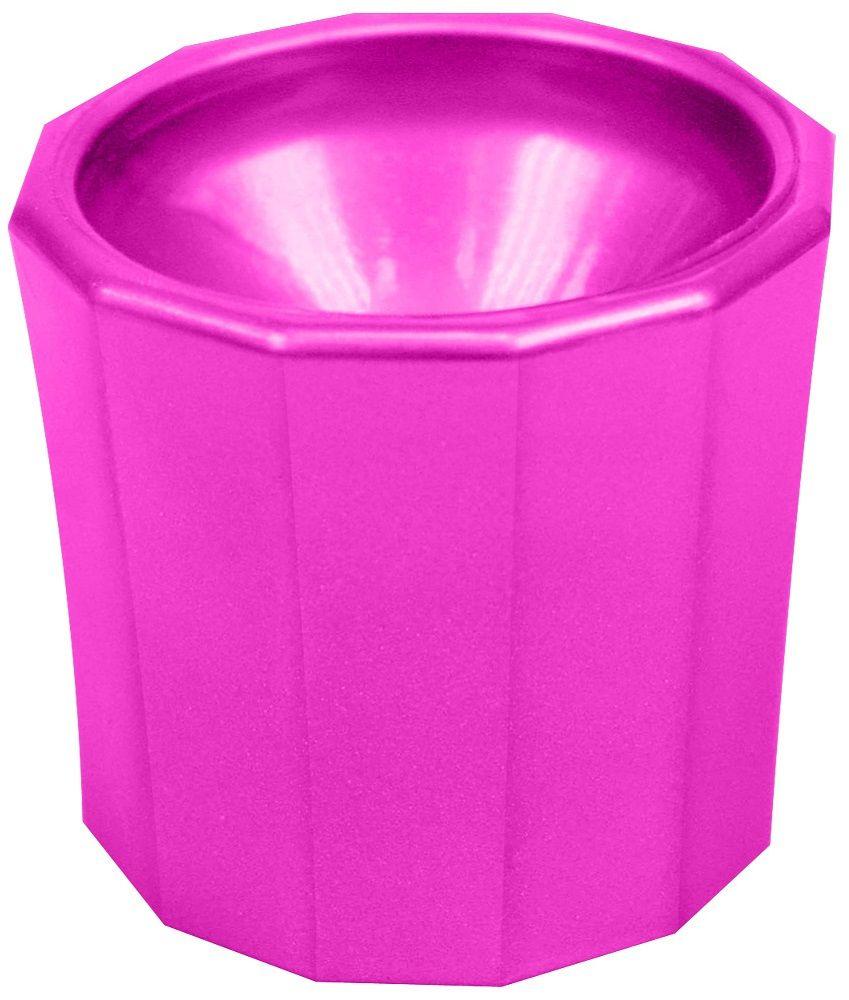 Pote Plástico Dappen Pink - Santa Clara