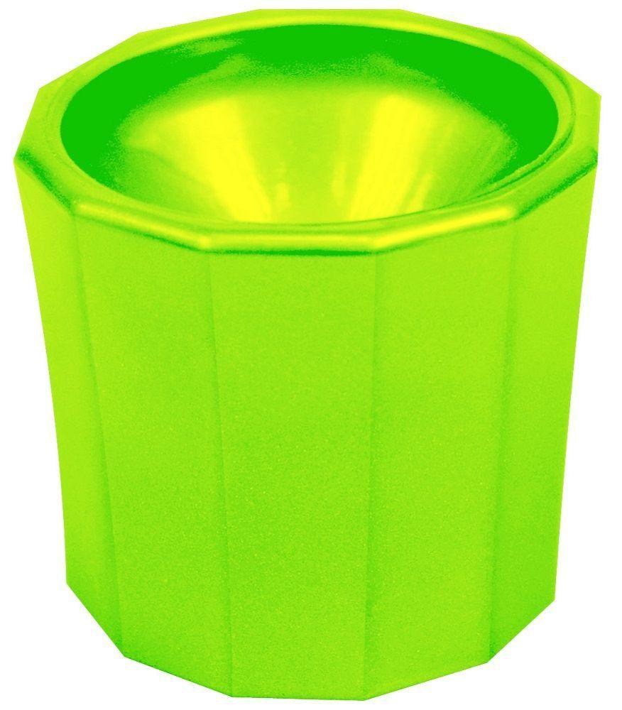 Pote Plástico Dappen Verde Limão - Santa Clara