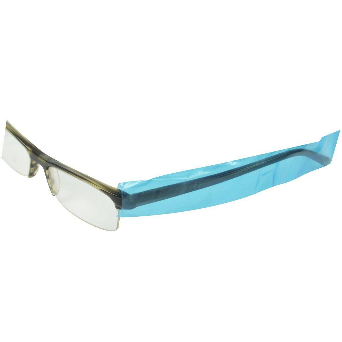 Protetor Plástico Descartável Para Haste De Óculos - Santa Clara