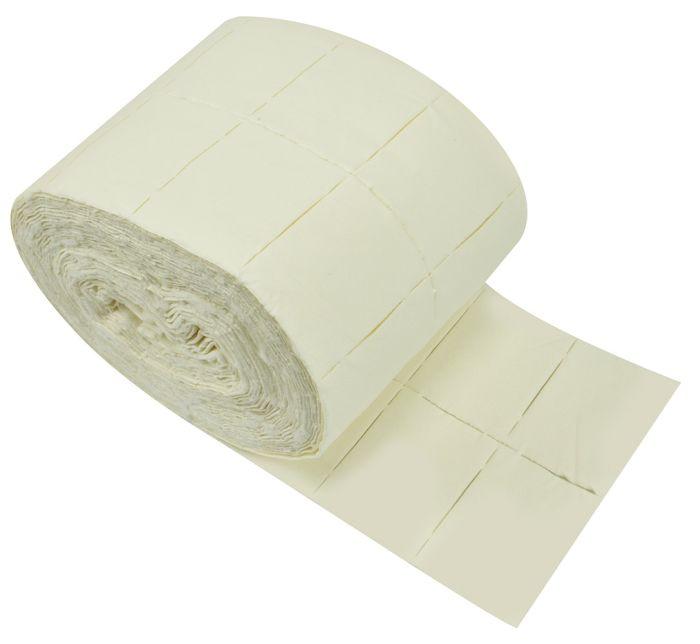 Rolo de Papel Quadriculado para Limpeza com 500 Quadradinhos
