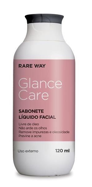 Sabonete Líquido Facial Rare Way - 120ml