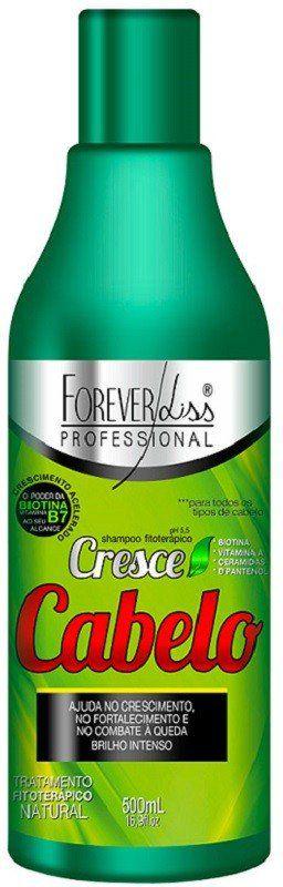 Shampoo Cresce Cabelo 500ml - Forever Liss