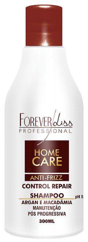 Shampoo Home Care Manutenção Pós Progressiva 300ml – Forever Liss