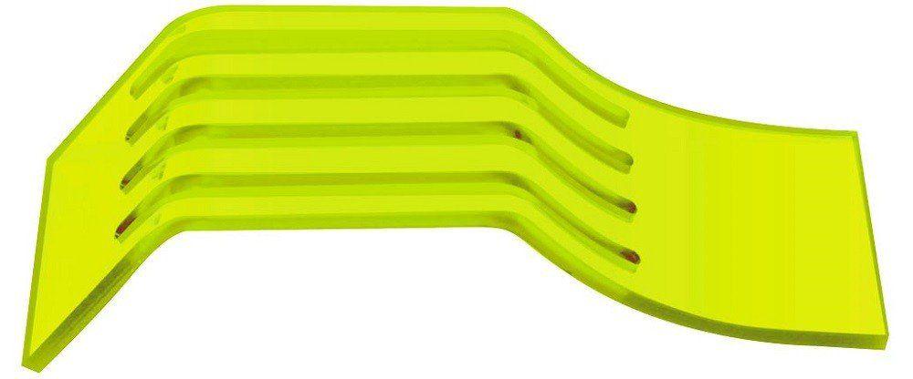 Suporte Acrílico 3mm Verde Limão Para Pentes Finos - Santa Clara