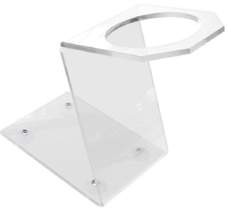Suporte Acrílico 5mm Transparente para Secador - Santa Clara