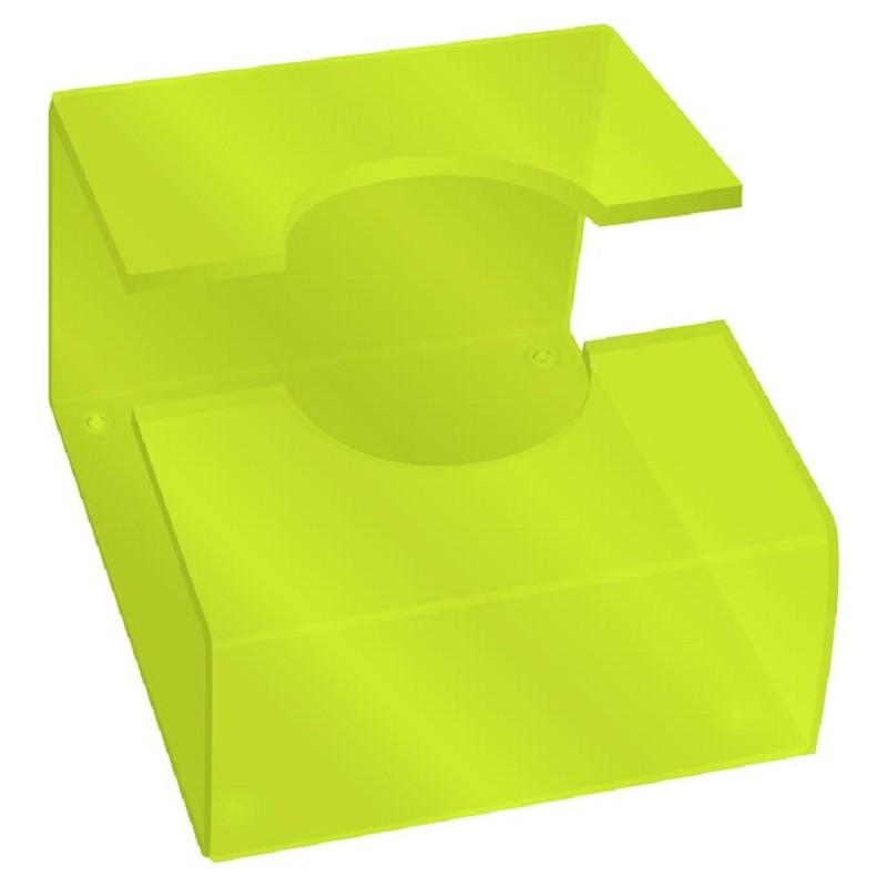 Suporte Acrílico 5mm Verde Limão para Prancha/Chapinha - Santa Clara
