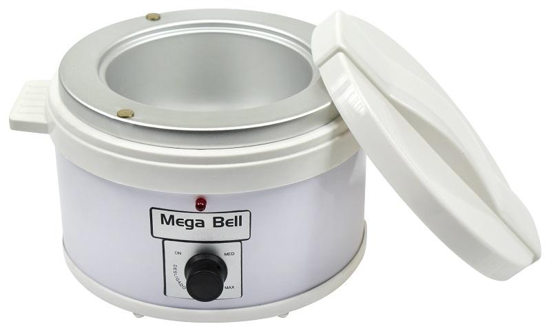 Termocera Aquecedor de Cera e Produtos Embalados em Lata Bivolt - Mega Bell