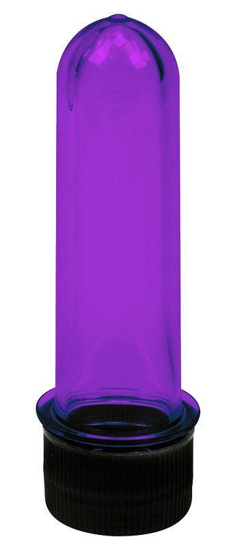 Tubo de Ensaio Lilás Médio 10cm - Santa Clara