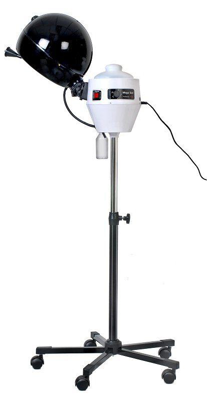 Vaporizador Capilar com Timer Mega Bell - Vaporale Vapor Capilar Branco 220v