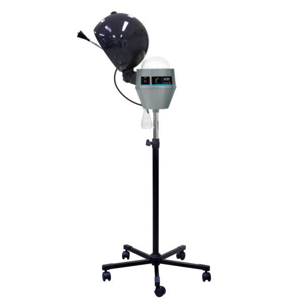 Vaporizador Capilar Com Timer Mega Bell - Vaporale Vapor Capilar Prata 220v