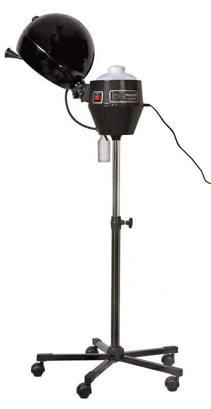 Vaporizador Capilar com Timer Mega Bell - Vaporale Vapor Capilar Preto 110v