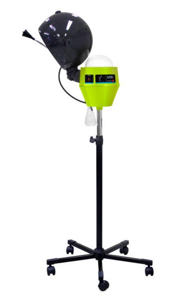 Vaporizador Capilar Com Timer Mega Bell - Vaporale Vapor Capilar Verde 220v