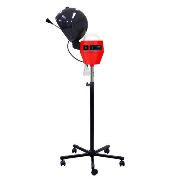 Vaporizador Capilar Com Timer Mega Bell - Vaporale Vapor Capilar Vermelho 220v