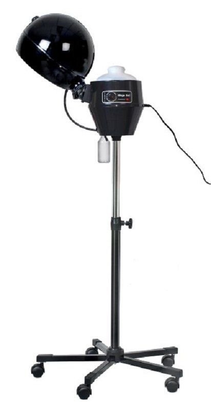 Vaporizador Capilar Profissional Mega Bell - Classic Preto 220v