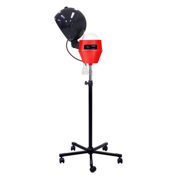 Vaporizador Capilar Profissional Mega Bell - Classic Vermelho 110V