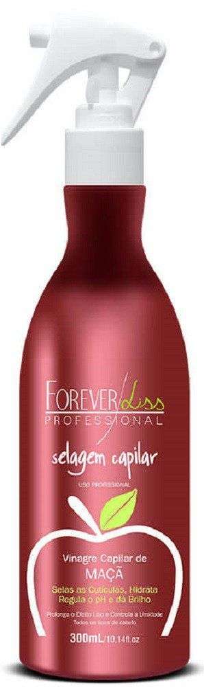 Vinagre Capilar de Maçã 300ml - Forever Liss