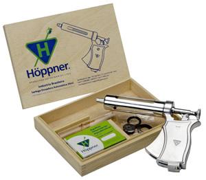 Seringa automática Hoppner com Estojo Completo