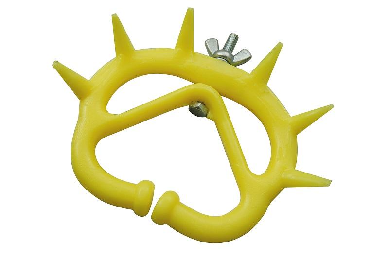 Desmamador Plástico com Regulagem de Rosca