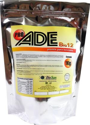 Pro ADE Bio 12. Caixa com 10 Pacotes Laminados de 1 kg