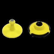 Caixa com 25 Brinco Eletrônico Boton RFID