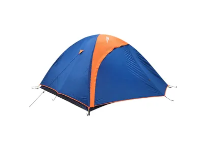 Barraca de camping para até 4 pessoas impermeável com coluna d'água de 1000 mm Falcon 4 – NTK