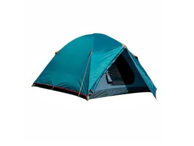 Barraca para acampar em até 4 pessoas, impermeável com coluna d'água de 2500 mm Colorado GT 3/4 – NTK - NAUTIKA