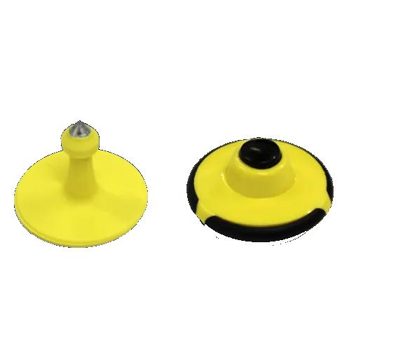 Boton eletrônico + Macho com a ponta metálica