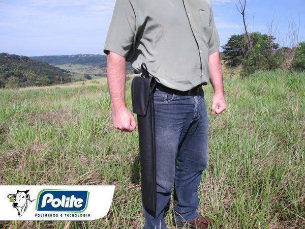 Régua Região SUL  para Manejo de Pastagem EMBRAPA Desmontável + Bainha
