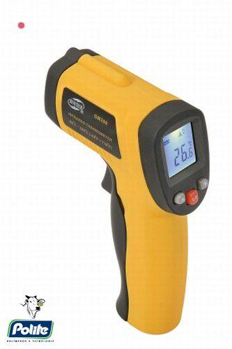 Termometro de raios infravermelho p/ambientes  -32° +350°c - gm 300