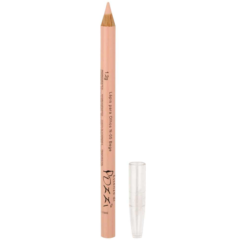 Lápis para Olhos Nº 5   Bege  - Essenze di Pozzi