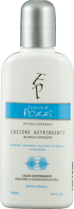Locao Adstringente - HIPOALERGÊNICO  - Essenze di Pozzi