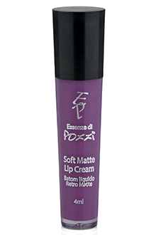 Batom Liquido Matte Nº9: Velvet Violet  - Essenze di Pozzi