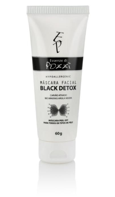 MASCARA BLACK DETOX  - Essenze di Pozzi