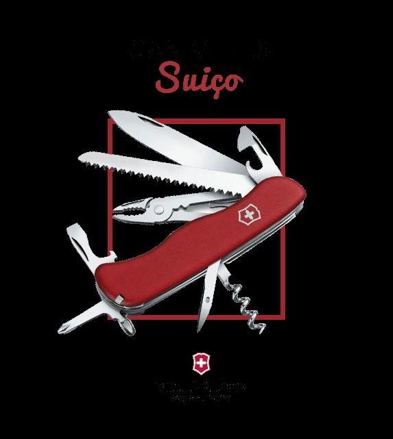 canivetes suiços
