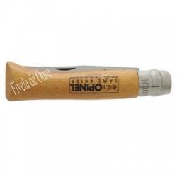 Canivete Opinel Aço Carbono  n° 10 OP13100