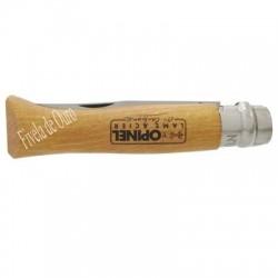 Canivete  Opinel Aço Carbono n° 9 OP13090