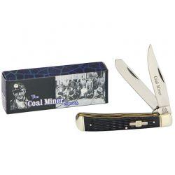 Canivete Rough Rider Trapper Coal Miner RR758