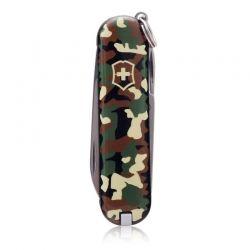 Canivete Victorinox Classic 7 funções camuflado 5.8 cm 0.6223.94