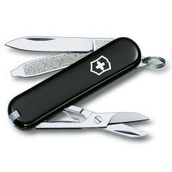 Canivete Victorinox Classic 7 funções preto 5.8 cm 0.6223.3