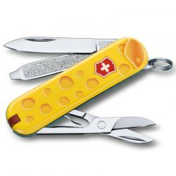 Canivete Victorinox Classic Alps Cheese Edição Limitada 2019 0.6223.L1902
