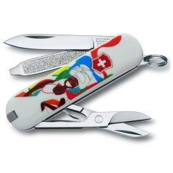 Canivete Victorinox Classic Edição Limitada Layd Bahia 7 funções 5.8 cm 0.6223.7BR4