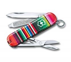 Canivete Victorinox Classic SD Mexican Zarape Edição Limitada 2021 0.6223.L2101