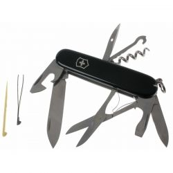 Canivete Victorinox Climber 14 funções preto 9.1 cm 1.3703.3