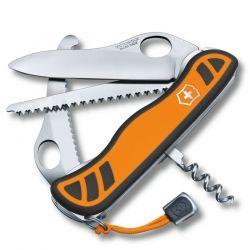 Canivete Victorinox Hunter XT laranja e preto 11 cm  0.8341.MC9